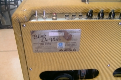 1993 Fender Blues Deville 4