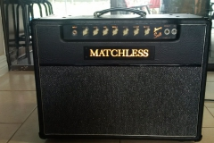 Jimmy Scott Matchless Prototype #2 (2x10 Cabinet) 1