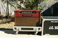 Jimmy Scott Matchless Prototype #2 2x12 Cabinet 4