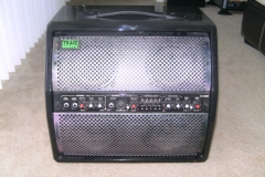 Trace Acoustic TA-100R (Rare Carbon Fiber Cabinet, Made For N.A.M.M. Show 2000) 1