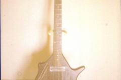 1967 Coral Electric Sitar.
