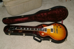 Gibson Historic 1959 Les Paul.