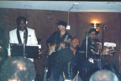 Joe Campbell Orchestra, The Mirrage, Los Angeles 1