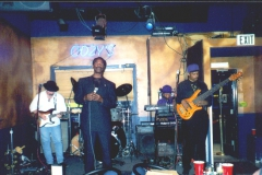 Soul Brothers Band With Roy Jones, Cozy's , Los Angeles