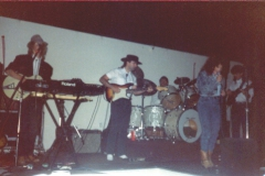 The Laura Wesley Band, Texas Late 80's 1